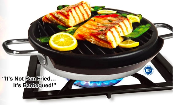 Outdoor Bbq Functionality On Your Gas Stove With Stephen S